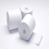 "Hvy Weight 3 1/8"" X 220' Thermal Roll Paper 55g (50 rolls/case)"