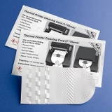 3 X 6 Waffle Thermal Print Cleaning