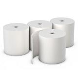 """3"""" X 165' 15# Bond Roll Paper (50 rolls)"""