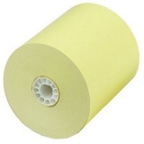 "3 1/8"" X 230' Canary Thermal Roll Paper  (50 rolls)"